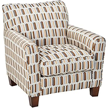 Amazon Com Benchcraft Janley Contemporary Patterned