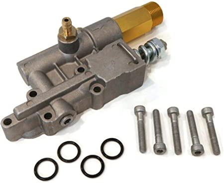 Water Seal Kit for Homelite Flipped Head 308653052 /& 308653007 Pressure Washers