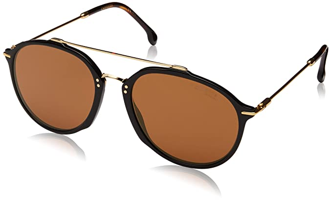 Carrera GAFAS DE SOL 171 807 K1 NEGRO GOLD: Amazon.es: Ropa ...