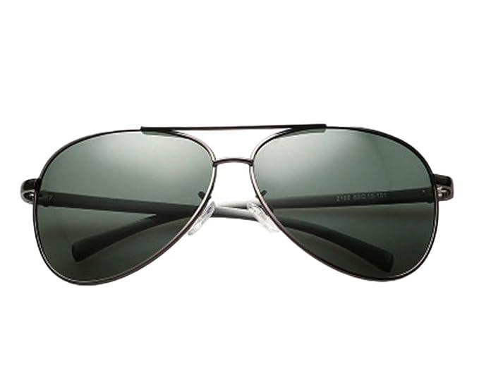 snfgoij Gafas De Sol De Hombre Gafas De Sol Polarizadas Gafas De Sol Polarizadas Gafas De Sol De Aluminio Con Magnesio, E-OneSize: Amazon.es: Ropa y ...