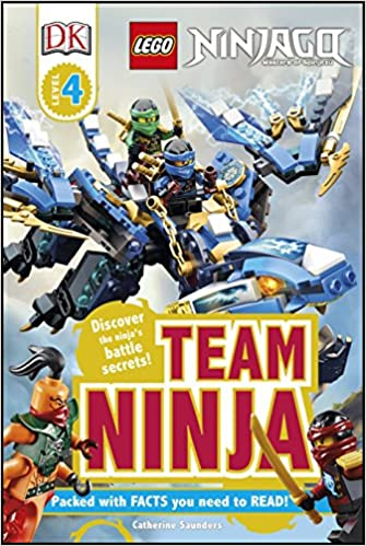 LEGO (R) Ninjago Team Ninja (DK Readers Level 4): Howard ...