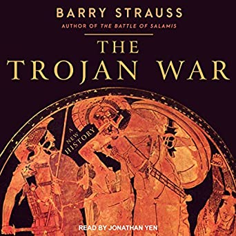 Amazon com: The Trojan War: A New History (Audible Audio Edition