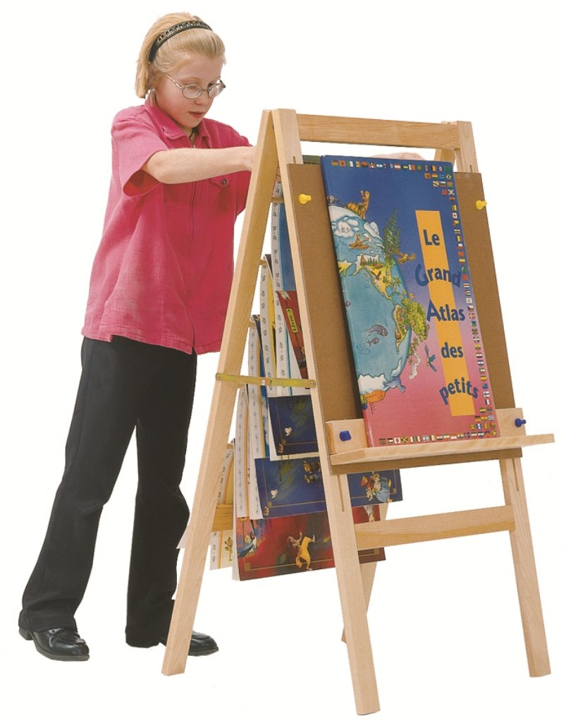 Steffy Wood Products Big Book Easel