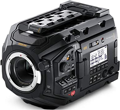 Blackmagic Design Ursa Mini Pro 4 6k G2 Camcorder Amazon Co Uk Camera Photo