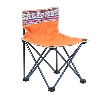 DEI QI Silla Plegable para Acampar al Aire Libre Playa de ...