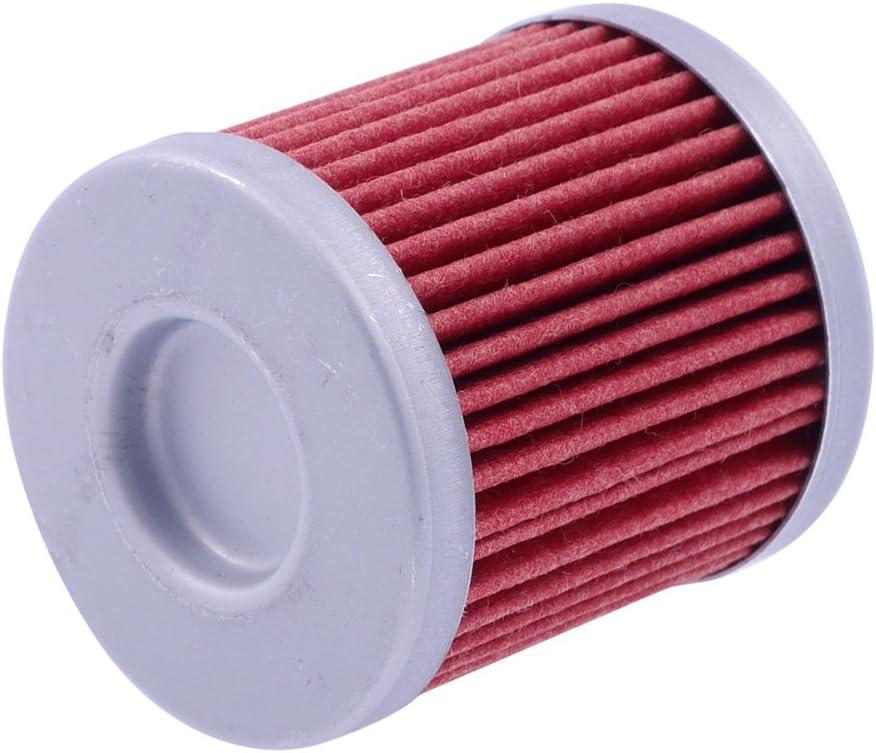 33,8//15 kw /Ölfilter HIFLOFILTRO f/ür CAN-AM DS 450 2011 45,3//20,4 PS