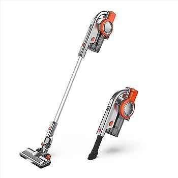 SWEETLF EV679 Cordless Stick Vacuum Cleaner