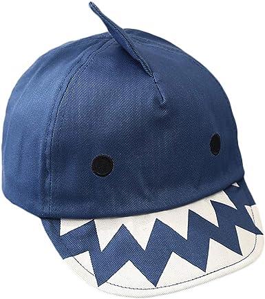 Gorra de Béisbol para Bebés Shark, para bebés Niños Niñas Gorra ...