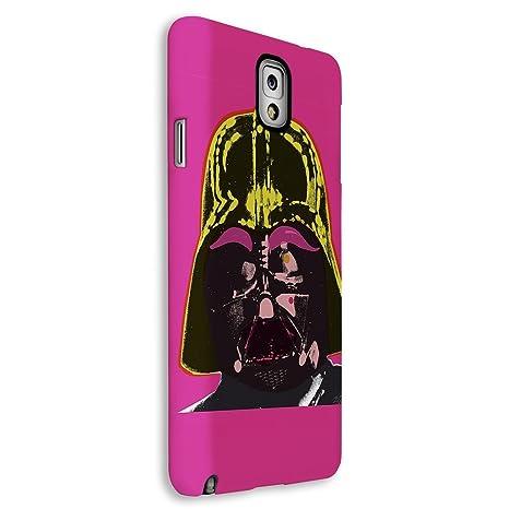 Funda carcasa para Samsung Galaxy Note 4 dibujo fondo rosa