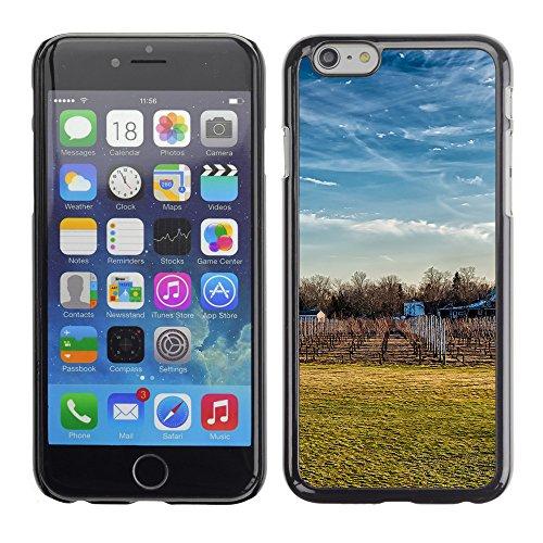 """Premio Sottile Slim Cassa Custodia Case Cover Shell // F00032412 La chute de la vigne // Apple iPhone 6 6S 6G 4.7"""""""