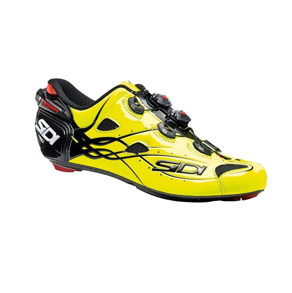 bright Gelb Sidi Shot schuhe Men Weiß Weiß 2019 Schuhe