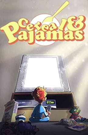 Cereal & Pajamas #1 FN ; Ape comic book