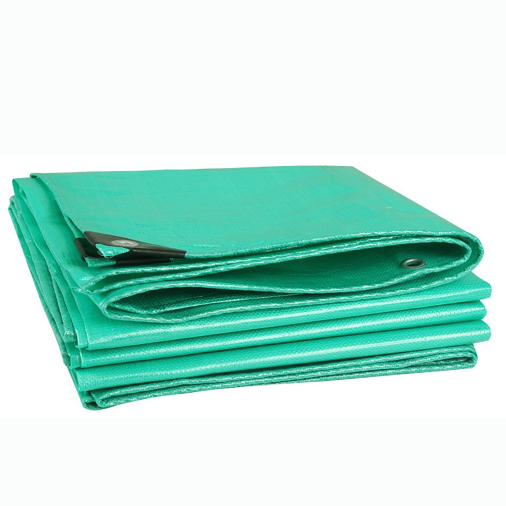 JIANFEI オーニング 防水耐寒性日焼け防止防風性耐摩耗性ポリエステル糸の厚さ0.75mmカスタマイズ可能 (色 : Green, サイズ さいず : 5.8x9.8m) B07FW2JSW1 5.8x9.8m|Green Green 5.8x9.8m