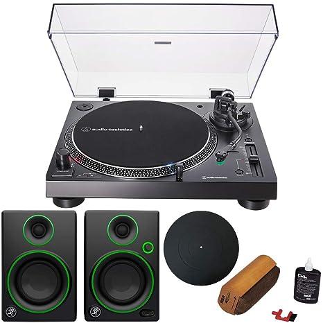 Amazon.com: Audio-Technica AT-LP120XUSB - Tocadiscos ...