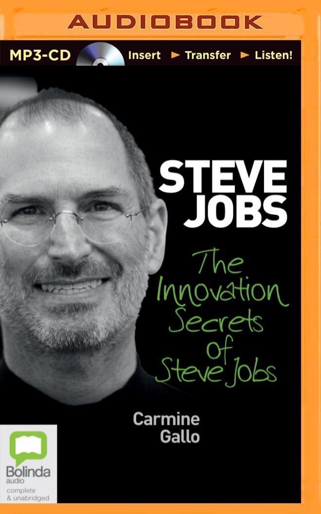 Innovation Secrets Steve Jobs