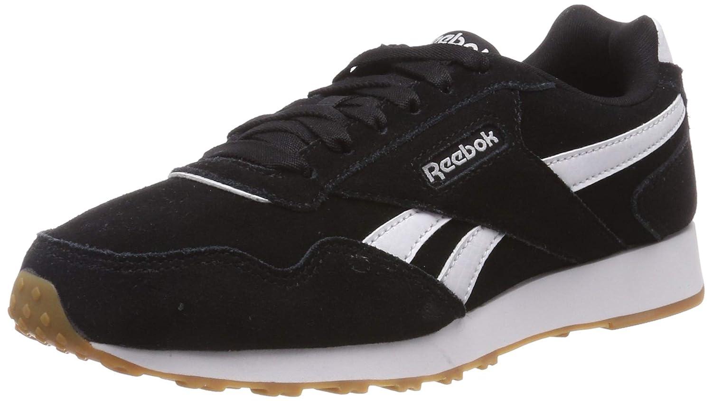MultiCouleure (noir   blanc   Gum   Ss 000) Reebok Royal Glide LX, Chaussures de Fitness garçon 35 EU