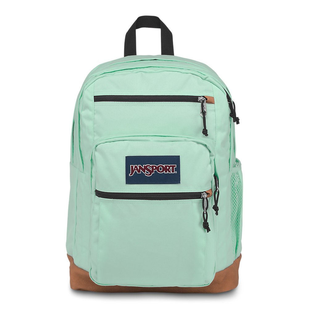 JanSport JS0A2SDD0RC Cool Student Backpack (Brook Green)