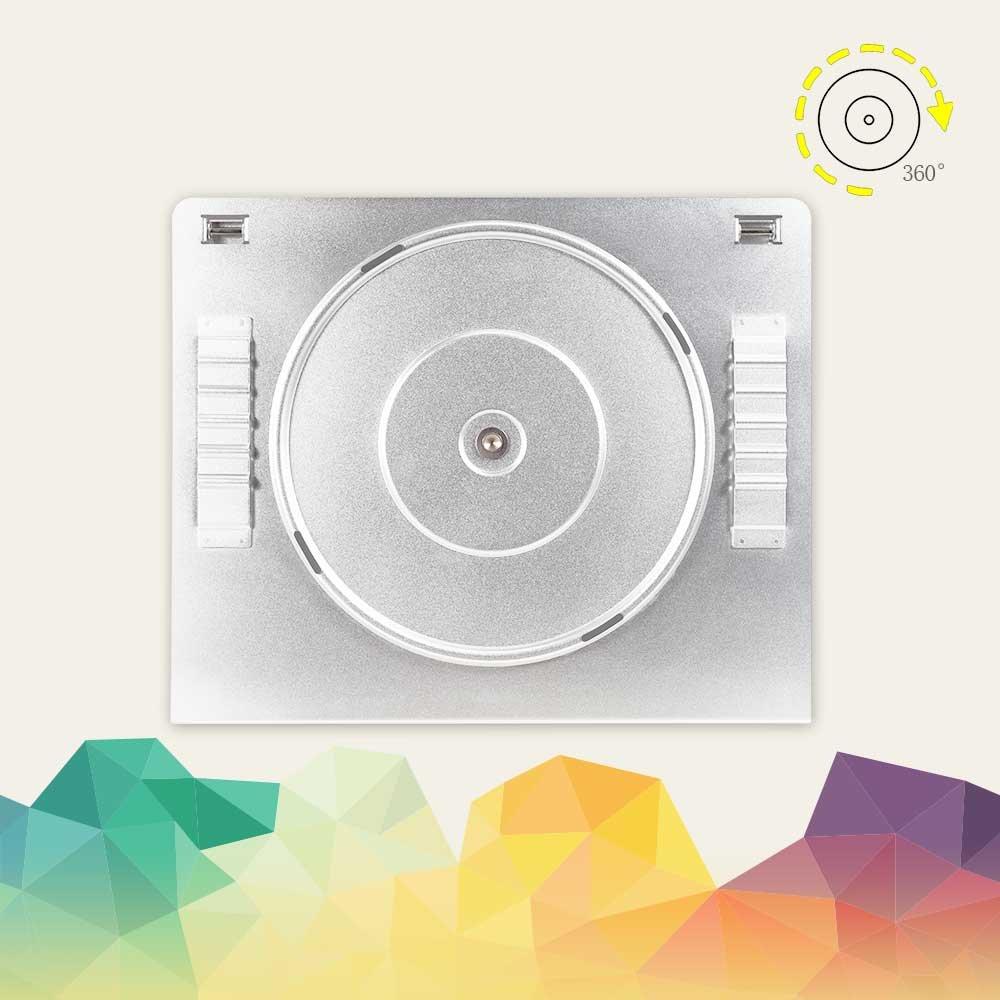 XP-Pen 18 LED tablet luminosa copia de dibujo con soporte de metal, CC (Fuente de alimentación multifunción): Amazon.es: Hogar