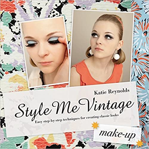 Authentic 1940s Makeup History and Tutorial Style Me Vintage: Make Up: Easy Step-by-Step Techniques for Creating Classic Looks $13.55 AT vintagedancer.com