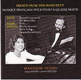 Ravel Rapsodie Espagnole  Ma Mere Loye. Faure Dolly. Debussy Marche Ecossaise  Petite Suite