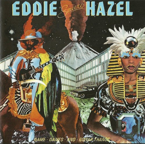 Image result for eddie hazel dames guitar thangs