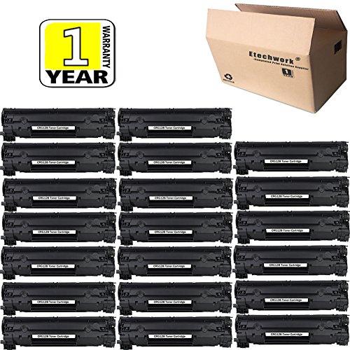 Etechwork CRG128 Toner Cartridge 20 Pack Compatible for C...