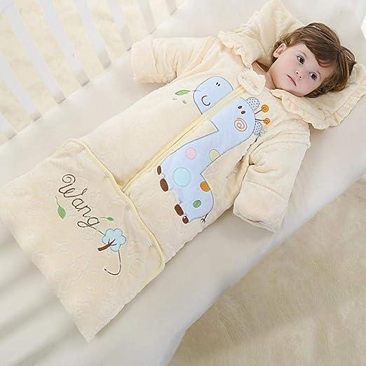 QFYD FDEYL Saco de Dormir con Manta portátil para bebé, Saco de ...