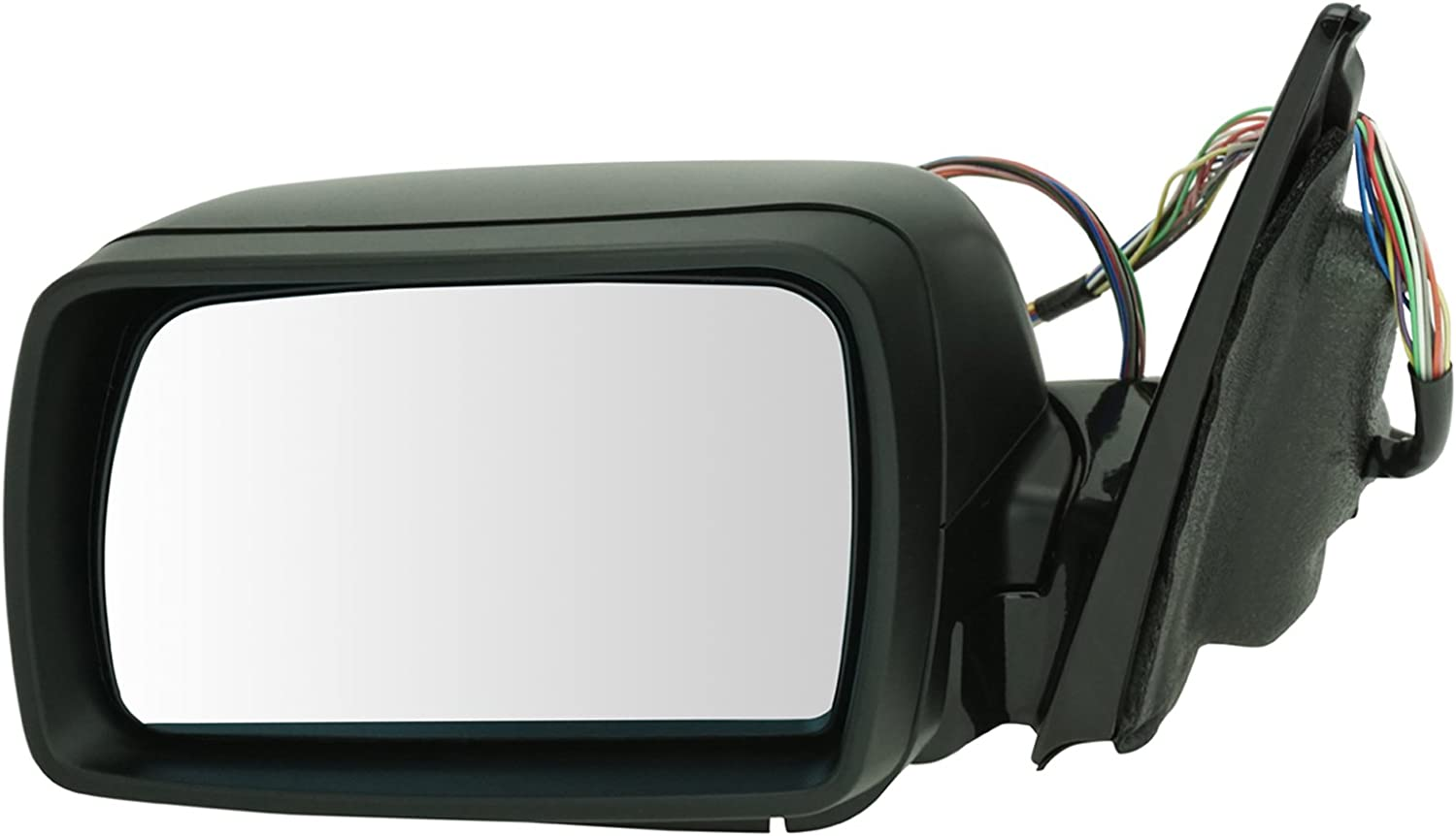 00-06 Bmw X5 Driver Side Mirror Replacement Heated Without Sport Package