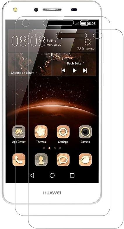 AICEK [2-Pack] Protector de Pantalla para Huawei Y5 II, Y5 II ...
