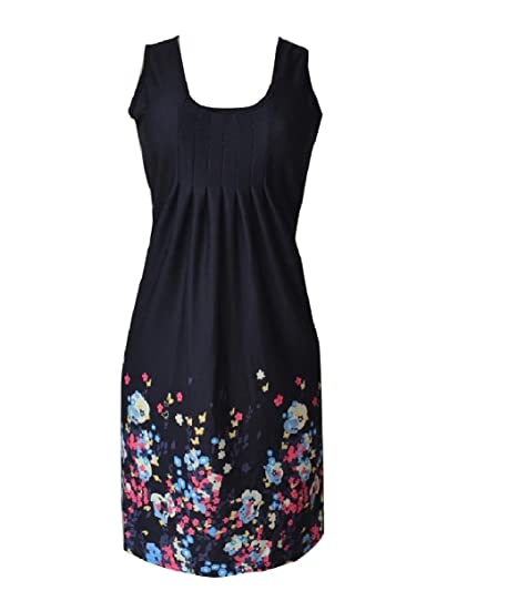 a977635958a RDHOPE-Women Plus Size Sleeveless Casual Weekend Ruched Tank Dress at  Amazon Women s Clothing store