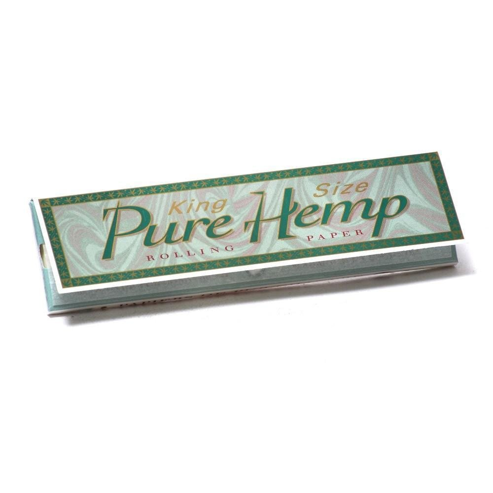Outontrip PURE HEMP King Size 33 leaves Eco-friendly Tree Free Rolling Papers