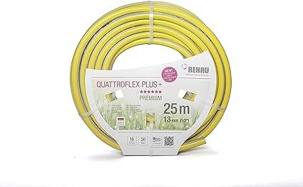 Greenline Gartenschlauch Wasserschlauch Schlauch Rehau Quattroflex-Plus