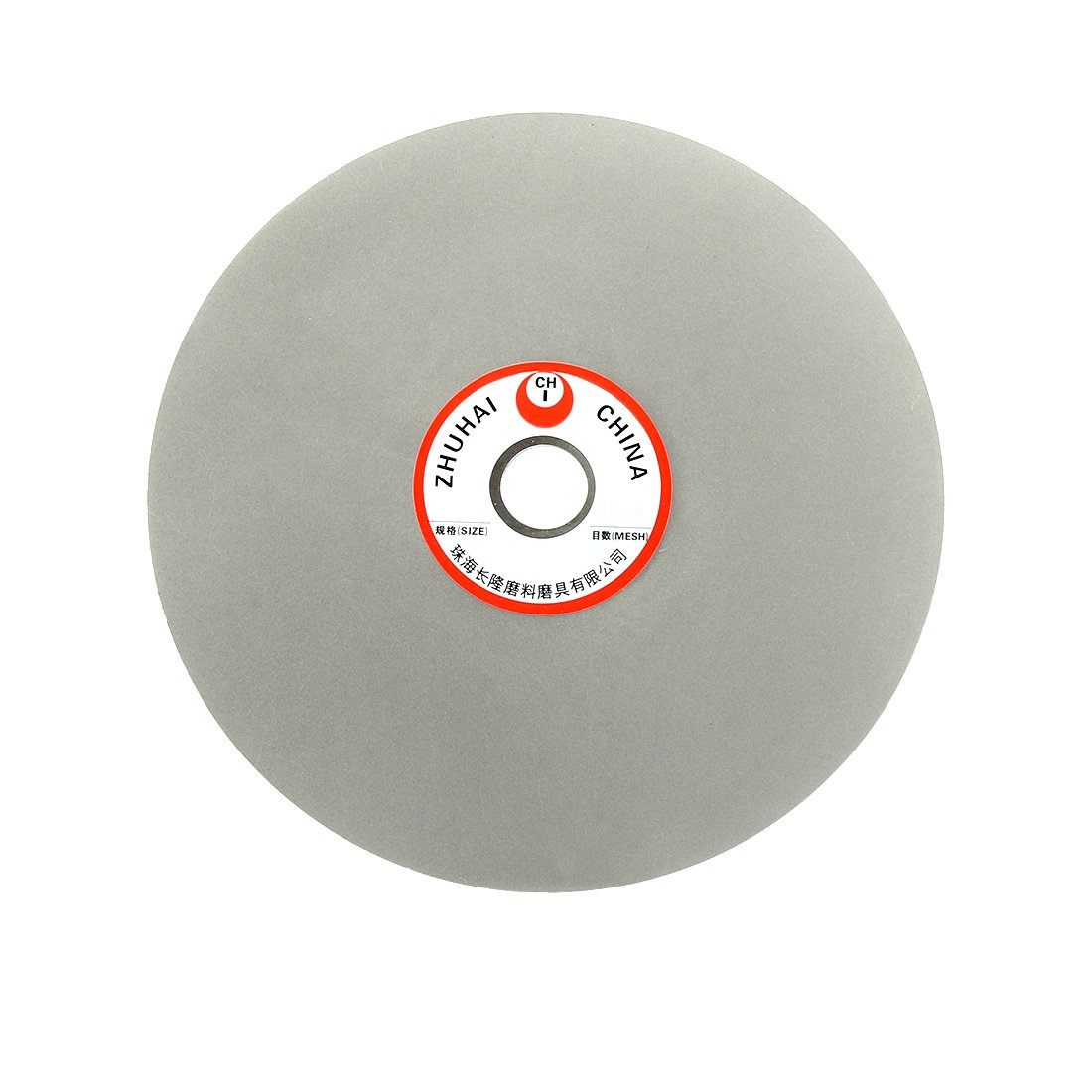 uxcell 6-inch Grit 120 Diamond Coated Flat Lap Wheel Grinding Sanding Polishing Disc a17030900ux1362