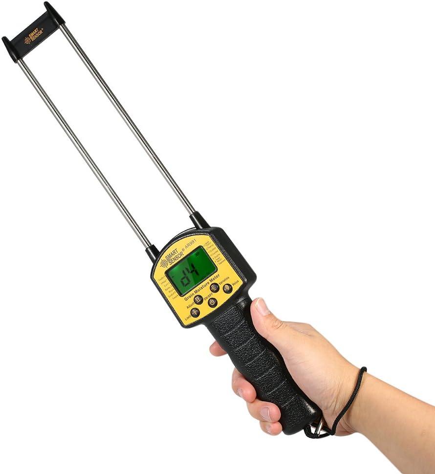 Plant Care, Soil & Accessories SMART SENSOR AR991 Digital Grain ...