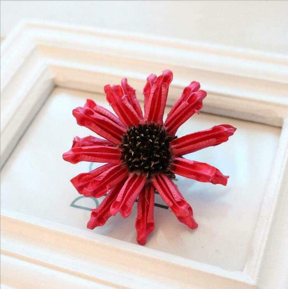 2Pcs Sun Flowers Fragrance Diffuser Rattan Reed Sticks Bathrooms Decor