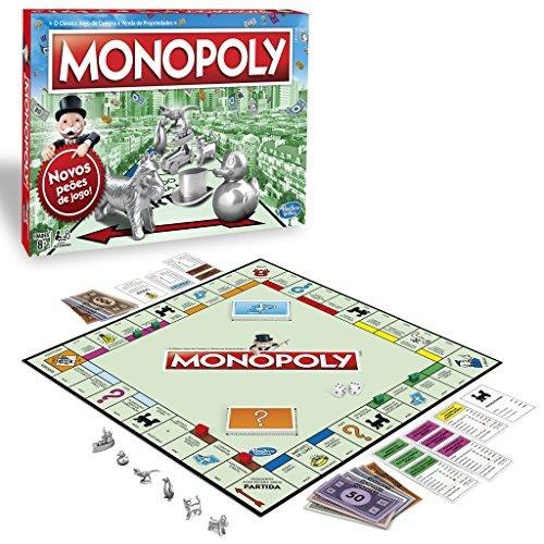 (Monopoly聽-聽Portugal聽-聽Portuguese Version (Hasbro c1009190) )