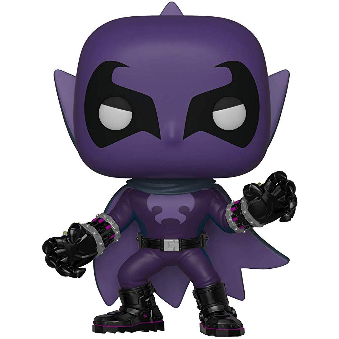Funko Prowler: Spider-Man Marvel Vinyl Figure /& 1 PET Plastic Graphical Protector Bundle Into The Spider-Verse x POP #407 // 33980 - B BCC94Y806