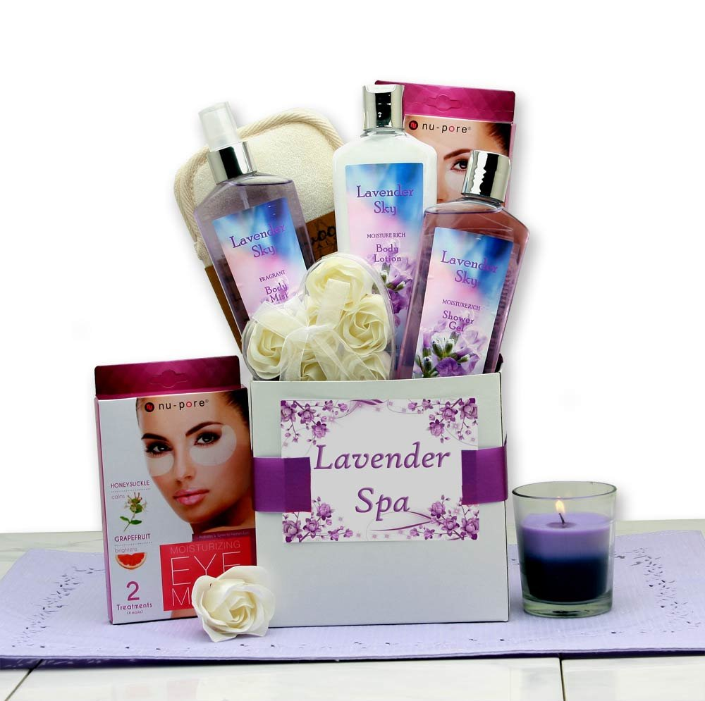 Relaxing Spa Gift Box| Lavender Scented