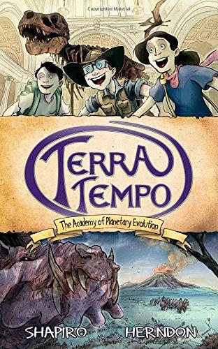 (Terra Tempo: The Academy of Planetary Evolution)