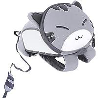 yisibo Kids Animal Backpack, Toddler Backpacks for Preschool/Nursery/Travel/Kindergarten, 3D Cute Zoo Toddler Rucksack,Age1-6