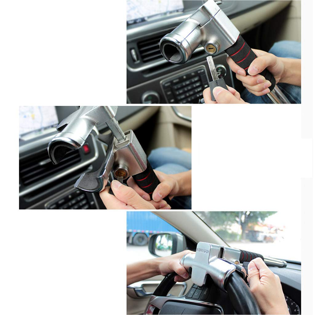 A--Antitheft Locking Devices Blocco di Sicurezza del Volante