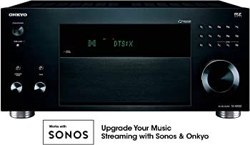 Onkyo TX-RZ920 THX-Certified 9.2 Channel Network A/V Component Receiver