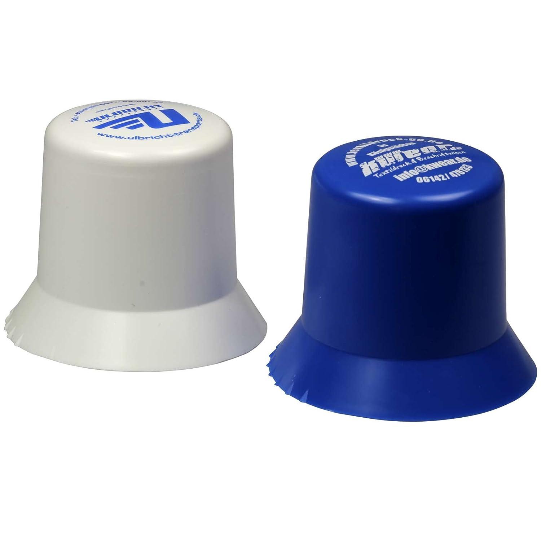 50 x Eiskratzer Eisschaber Eisbrecher rund mit Ihrem individuellen Druck mm 1-farbig Logo Text Grafik Druckspezialist