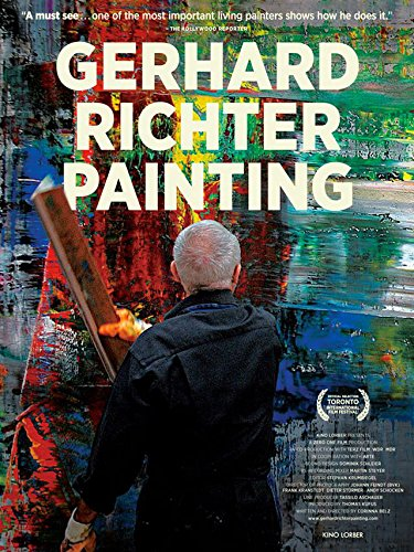 Gerhard Richter Painting by