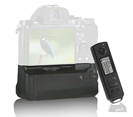 Meike Mk-ar7 Built-in 2.4g Wireless Control Battery Grip for Sony A7 A7r A7s <span at amazon
