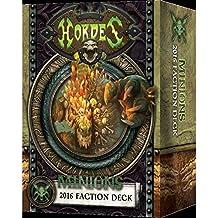 Hordes: Minions Faction Deck Box (MKIII)