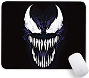 Mouse Pad Venom Gaming Funny Customized Cute Rubber Mousepad Laptop MouseMat for Desk