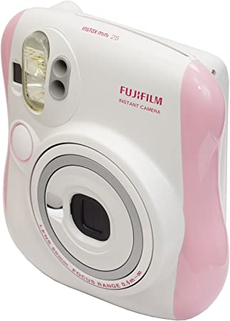 Fujifilm INSTAX MINI 25 Pink Camera product image 10