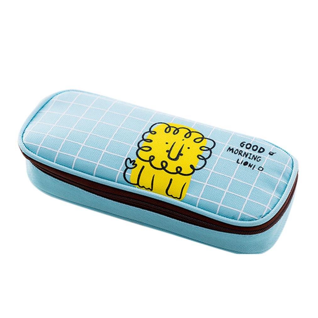 yjydada Kids best regalo escuela lápiz caso bolsa de ...