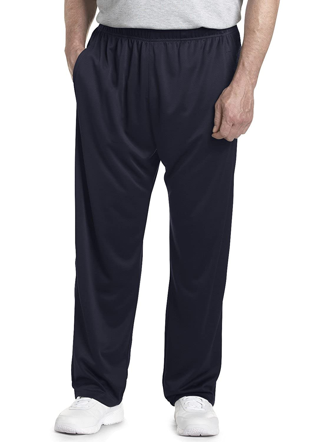 Reebok Big and Tall Play Dry Knit Pants